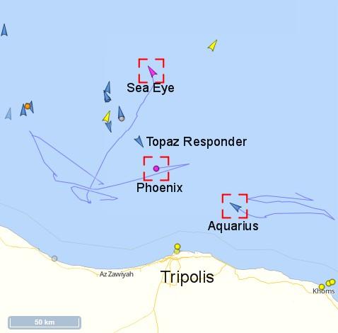 Mittelmeerrettung
